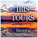Ibis Tours - Excursii in Delta Dunarii cu hotelul plutitor